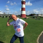 Alan Watkins completes coastal challenge