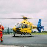£1 MILLION LIVERPOOL HOSPITAL HELIPAD GRANT APPROVED
