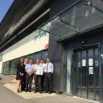 Sheffield Hospitals' Estates Team win prize for helipad design