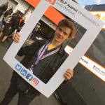 HELP Appeal visits Dunlop BTCC at Silverstone
