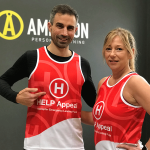 Lesley Knight's personal trainer to run London Marathon for HELP appeal