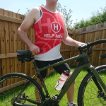Madagascar cycle challenge for heart attack sufferer